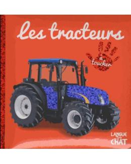 Bébé touche à tout - Les tracteurs