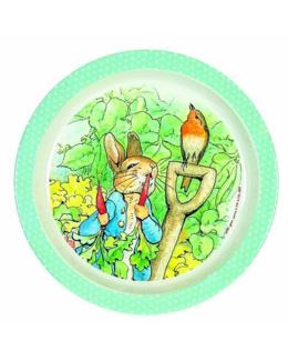 Assiette Peter Rabbit