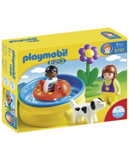 Playmobil 1.2.3 - Pataugeoire