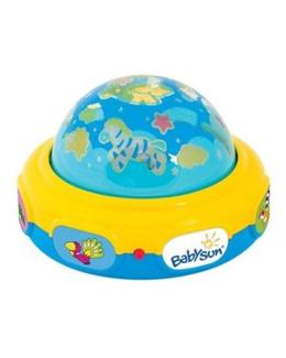 Veilleuse musicale BABYSUN Reves de bebe