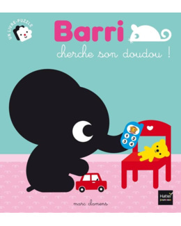 Barri cherche son doudou