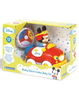 La voiture radiocommandée de Mickey