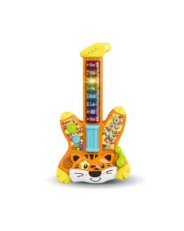 Jungle Rock- Guitare électrique Tigre