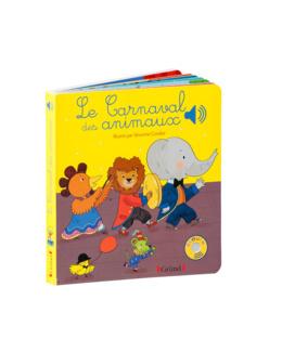 Livre Le Carnaval des animaux