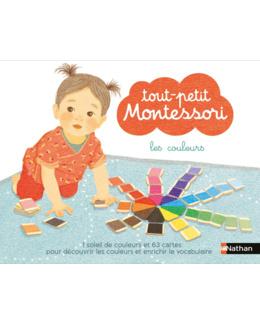 Coffret Tout-petit Montessori les couleurs
