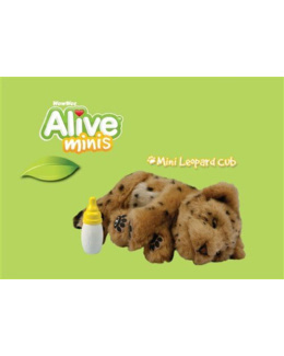 Alive Mini - Léopard Cub