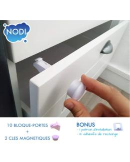 Bloque Porte Invisible