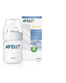 Biberon 125 ml PP sans BPA