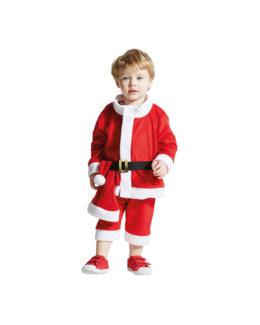 Déguisement de Père Noël garçon 18-24 mois by Imagibul