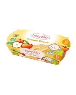 Mes Biscuités : Pomme / Biscuit