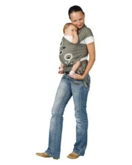 Porte-bebe écharpe Bio à nouer