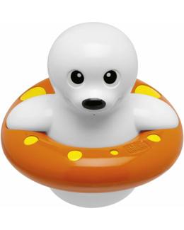 Jouet de bain phoque nageur gicleur