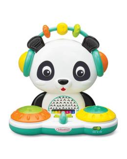 Mobile musical DJ Panda