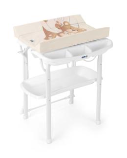 Table à langer avec baignoire Aqua Spa