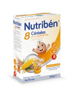 8 céréales et miel