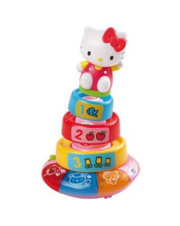 Pyramide des découvertes Hello Kitty