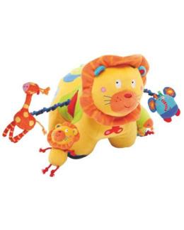 Peluche Lion d'activités