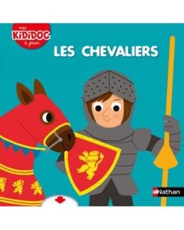 Livre Les chevaliers - Kididoc