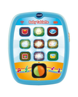 Baby tablette bilingue