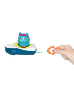 Jeu de bain Hippo