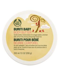 Beurre Corporel bébé Buriti