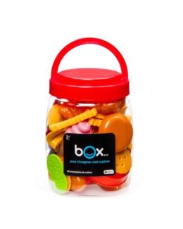 Box déjeuner 48 éléments