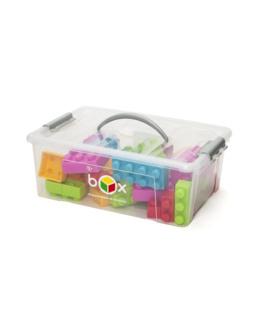 Box briques souples à construire (x45)