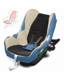 Assise anti-transpiration et thermoactive