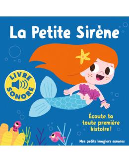 Livre La petite sirène