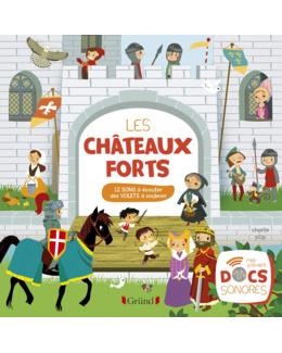 Livre sonore Les châteaux forts