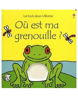 Livre Où est ma grenouille ?