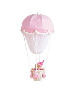 Lampe décoratrive montgolfière