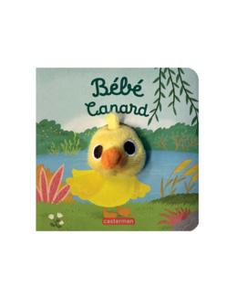 Livre Bébé Canard les bébêtes