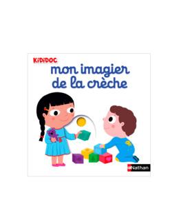 Livre Mon imagier de la crèche - Kididoc