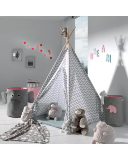 Tipi pour enfant Troy - Cocktail Scandinave