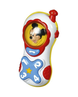 Téléphone lumière et sons Mickey