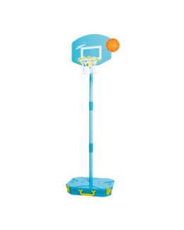 Premier panier de basket
