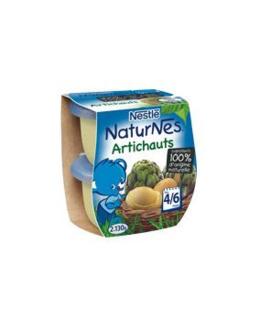 Naturnes artichauts