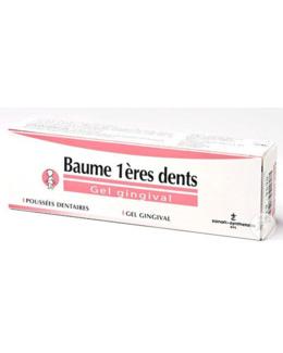 Baume 1ères Dents