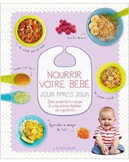 Nourrir votre bébé jour après jour