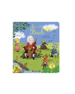 Livre Mon petit Bach
