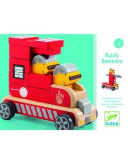 Buldy bombero