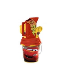 Seau garni + arrosoir Cars