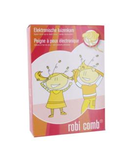 Peigne à poux électronique Robi Comb