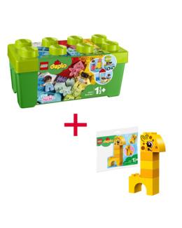 Duplo - La boîte  de briques et 1 sachet