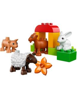 Duplo - Les animaux de la ferme