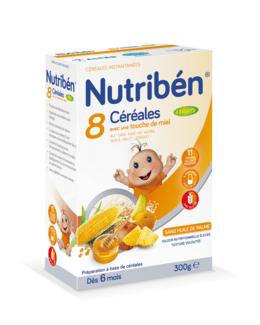 8 céréales et miel 4 fruits