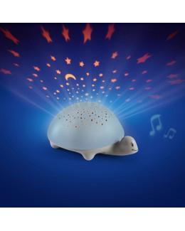 Projecteur d'étoiles musical Tortue