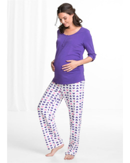 Pyjama d'allaitement