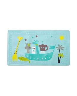 Tapis de bain antidérapant En avant moussaillons